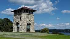 The Tower of Victory in Newburgh, New York,