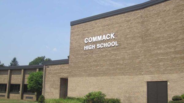 Commack High School is an International Baccalaureate School