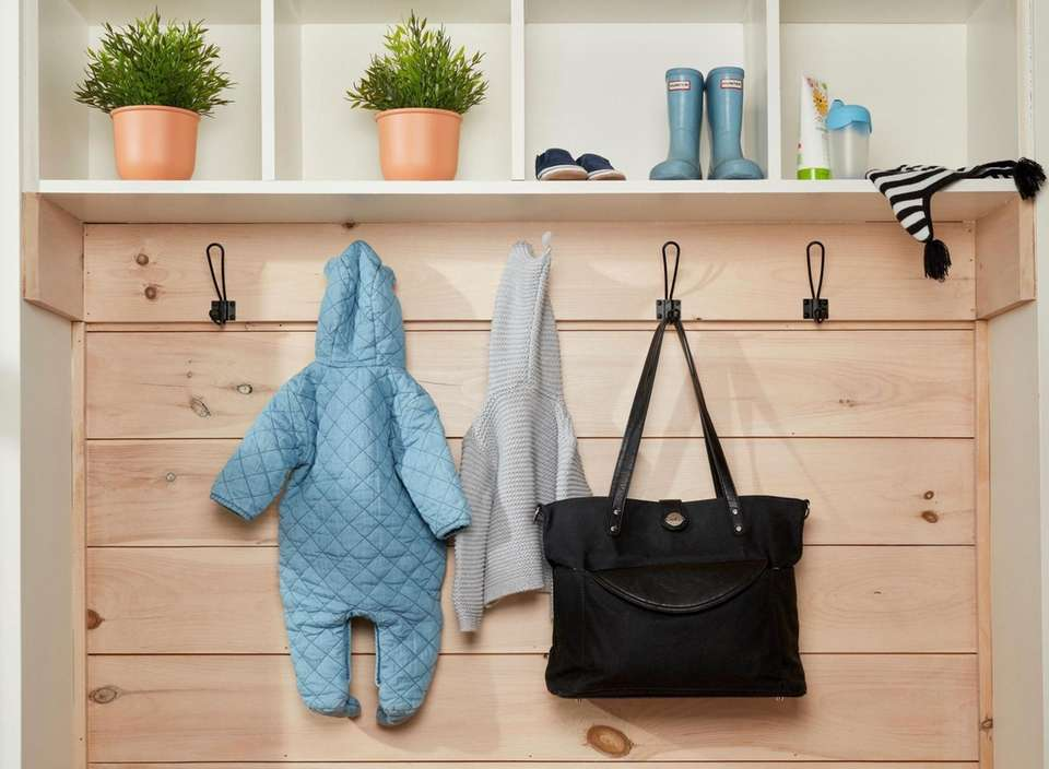 Created by two moms, this bag features three