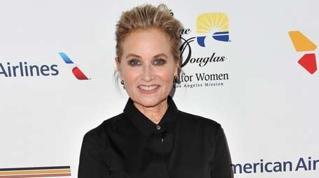 Maureen McCormick attends the Los Angeles Mission Legacy