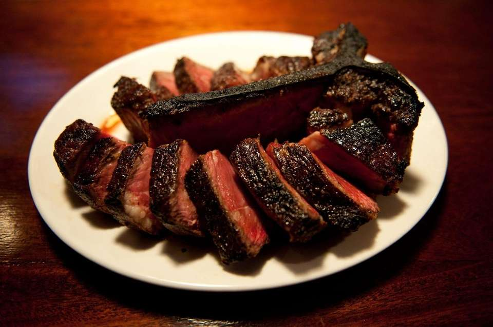 Jake's Steakhouse (2172 Hempstead Tpke., East Meadow): You'll