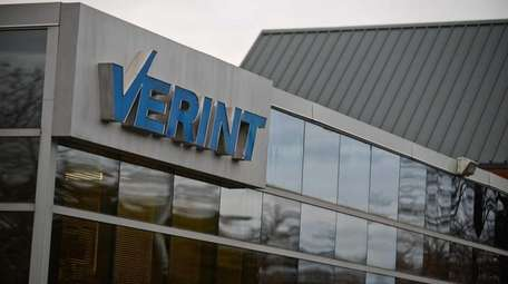 Verint Systems, which makes cybersecurity software, was the