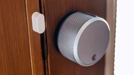 CNET has picked August Smart Lock Pro as