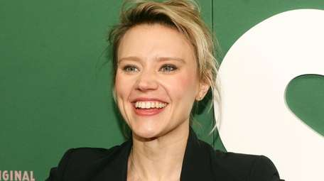 "Kate McKinnon attends the premiere of Hulu's ""Shrill"""