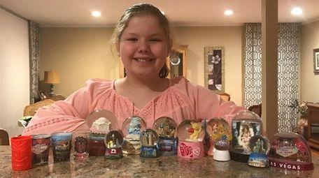 Kidsday reporter Marissa Di Vita, from St. Mary