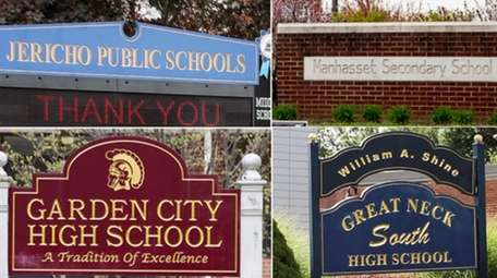 Jericho High School is in the top 200