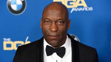 John Singleton arrives at the 70th annual Directors