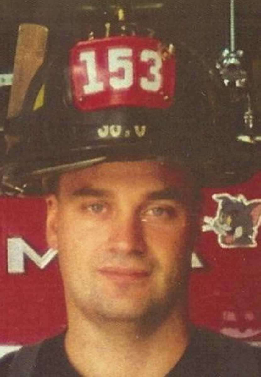 Stephen Siller, 34, who grew up in Rockville