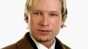 Anders Behring Breivik, seen in an undated photograph