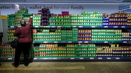 Lidl supermarkets are smaller, have a more limited