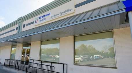 The multispecialty care center offers services including internal