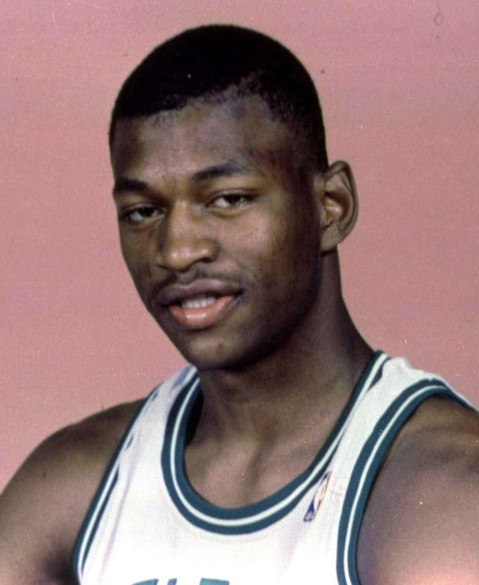 Reggie Lewis (Nov. 21, 1965 - July 27,