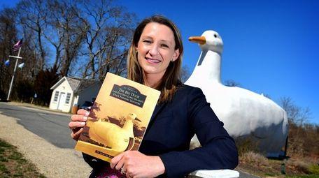 Susan Van Scoy's book about Long Island's Big