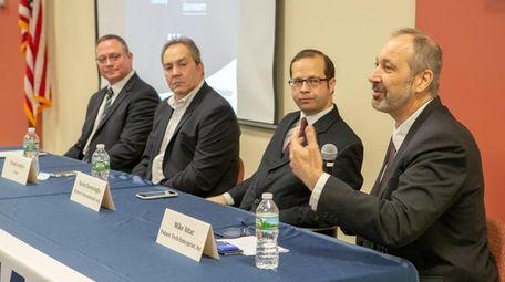 Gregory Penza, CEO of ULC Robotics Inc., Frank
