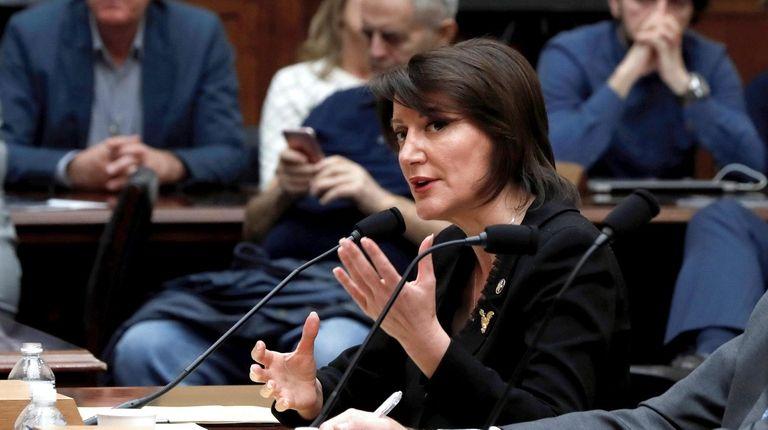 Atifete Jahjaga, former president of Kosovo, testifies Tuesday