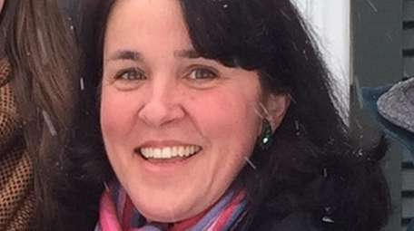 Katy Graves, Sag Harbor schools superintendent, announced to