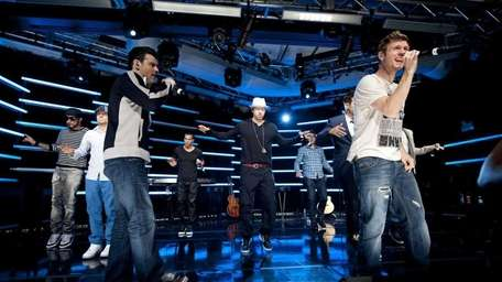 New Kids on the Block and the Backstreet
