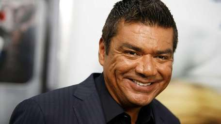 George Lopez attends the premiere of