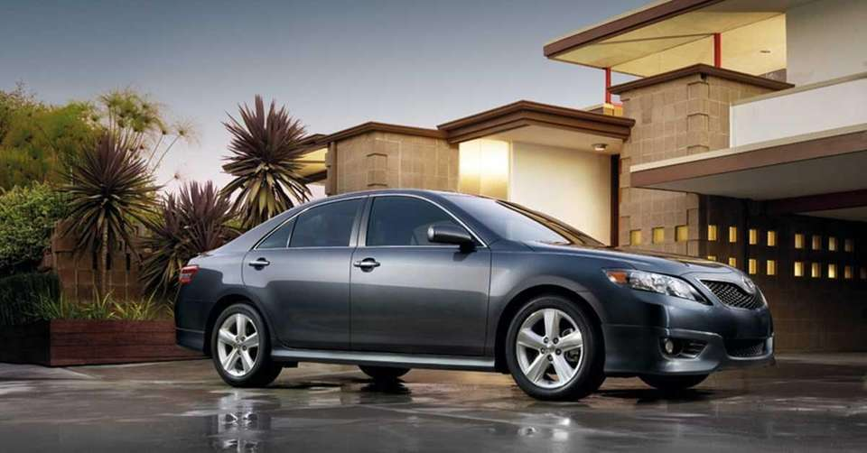 1. The 2011 Toyota Camry is built in