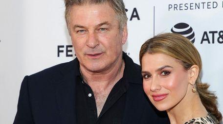 Alec Baldwin said he and his wife,