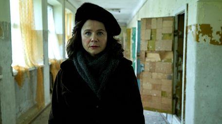 "Emily Watson in HBO's ""Chernobyl."""