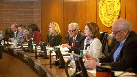Hempstead Town Board members said they would consider