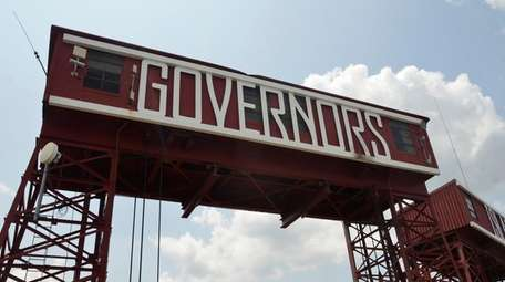 Governors Island opens Wednesday for the 2019 season.
