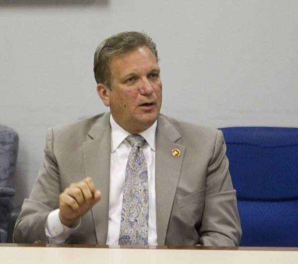 Edward Mangano, Nassau County Executive, discusses Nassau's plans