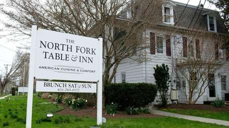 The North Fork Table & Inn in Southold,