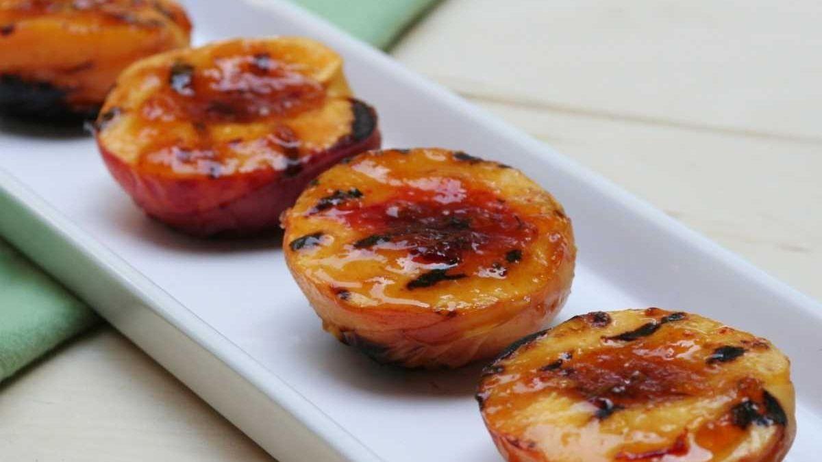 3 Simple Savory Peach Dishes Newsday