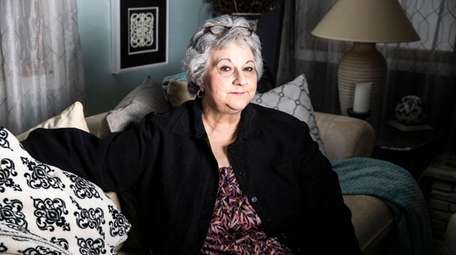 Cancer patient Susan Ryan of Stony Brook said
