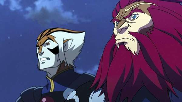 Claudus is the King of the ThunderCats and