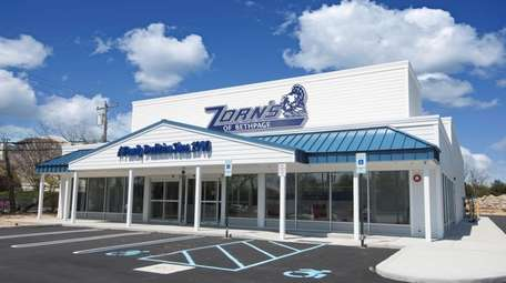 Catering and food takeout business Zorn's of Bethpage