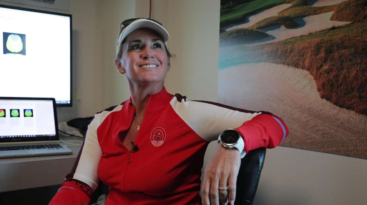 Kelley Brooke is the Bethpage State Park director