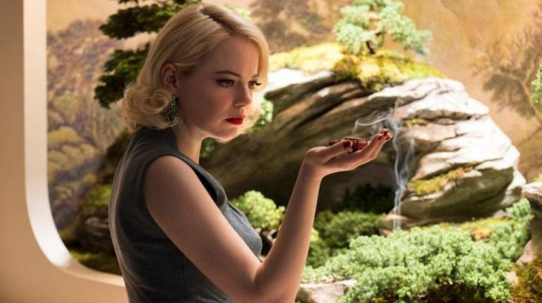 "Emma Stone stars in Netflix's ""Maniac"" series."