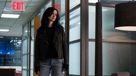 "Krysten Ritter in Marvel's ""Jessica Jones"" Season 2/Episode"