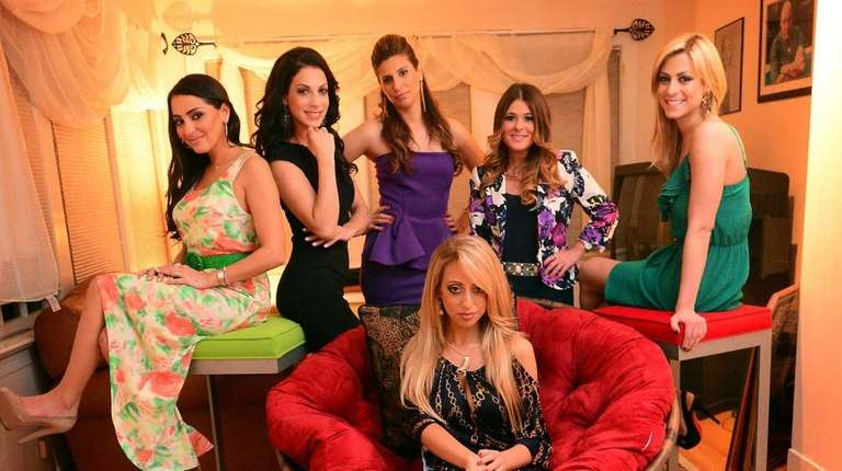 Portrait of the cast of the new Bravo