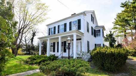 This Bellport home is listed for $795,000.