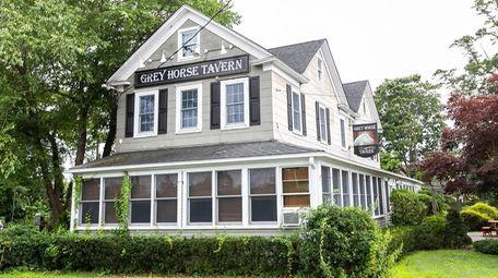 The Grey Horse Tavern in Bayport will close