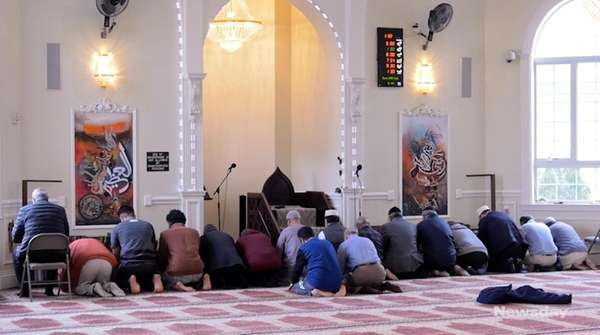 Armed guards to be posted at mosques across LI during Ramadan