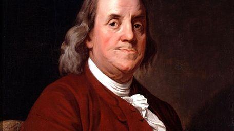 Benjamin Franklin has long been held responsible for