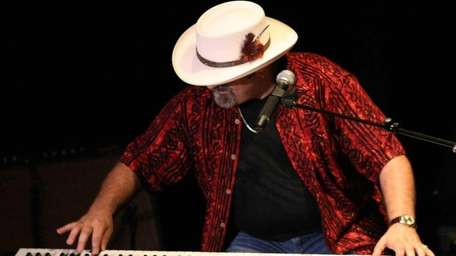 Blues artist Tommy Keys plays Bayard Cutting Arboretum,