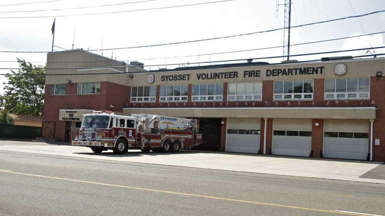 The Syosset Fire Department has multiple stations, including