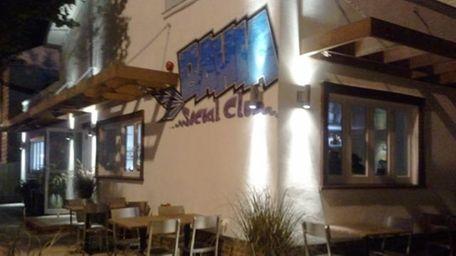 Bahia Social Club in Long Beach. (July 28,