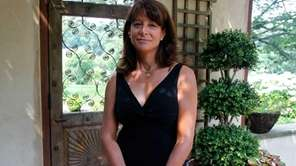 Anna Paternoster, a cancer survivor, at her home