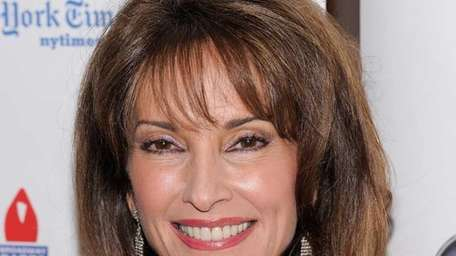 Actress Susan Lucci will be one of the