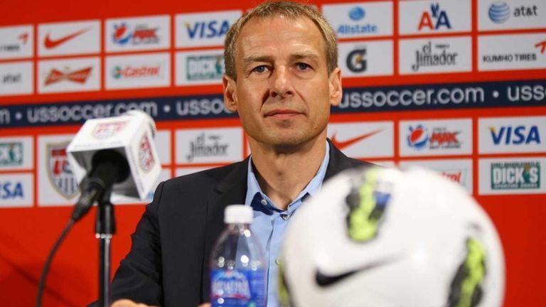 ffcdca94a Klinsmann introduced as US soccer coach