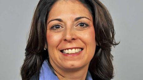North Hempstead Councilwoman Dina DeGiorgio, who was elected