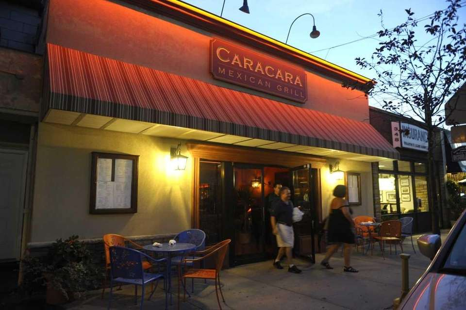 CaraCara Mexican restaurant is participating in Farmingdale Restaurant