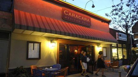 CaraCara Mexican restaurant is participating in Farmingdale Restaurant